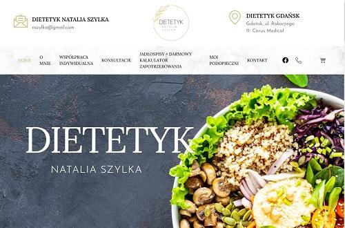 Dietetyk Natalia Szylka