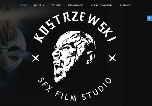 Kostrzewski sfx make up film studio